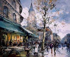 Robert Ricart - Paris