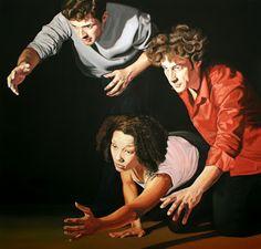 Jose Manuel Garcia. Hacia una pintura objetiva.