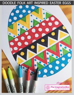 This fun bumper kids Easter themed art and craft resource pack has been designed to encourage students to explore shape, color, design and pattern in an abstract, contemporary, experimental way and to provide plenty of Easter themed decorations to enhance the classroom environment.Templates include bunnies, chicks, hens and Easter eggs and are suitable for multi levels of creative ability.