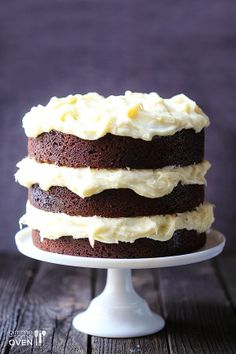 Guinness Chocolate Cake with Cream Cheese Frosting recipe