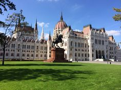 National Parliament Budapest Hungary