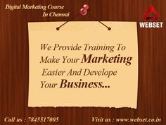 http://www.webset.co.in/seo-training-in-chennai-4/ #seo_training_in_chennai #seo_in_chennai #best_seo_training_in_chennai visit us: www.webset.co.in | call us:78455 17005
