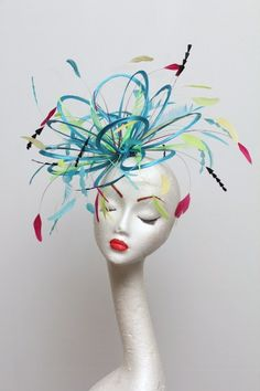 2011 Kentucky Derby Fascinator.