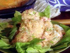 Georgia Cracker Salad Recipe : Paula Deen : Paula's Home Cooking Pesto Genovese, Turtle Recipe, Food Network Recipes, Cooking Recipes, Great Recipes, Favorite Recipes, Family Recipes, Eating Light, Southern Recipes