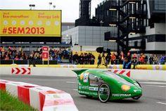 Shell Eco-marathon 2014 için başvurular 28 Ekim'de sona erecek