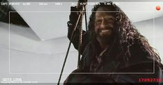 The Hobbit: The Desolation Of Smaug behind the scenes. You're killing us, Richard.
