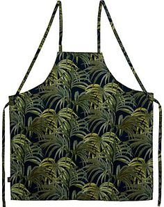 Pin for Later: 19 Palm-Print Items That'll Turn Your Home Into a Tropical Paradise House of Hackney Palmeral Print Apron House of Hackney Palmeral Print Apron (£38)