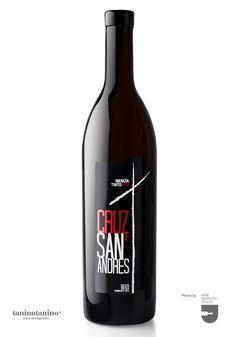 Curz de San Andrés Tinto - Bodegas Feo - D.O. Bierzo wine spain #taninotanino #vinosmaximum