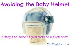 Positional Plagiocephaly: What to do if your baby's head has a flat spot