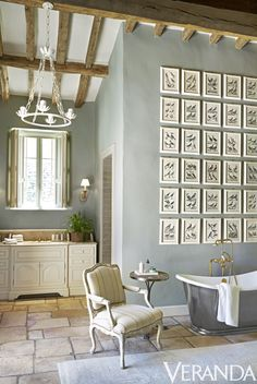 French-Inspired Decor