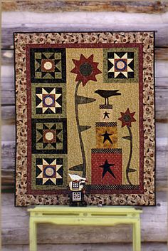 Country Patterns | Wall Hanging Quilting Patterns by Country Lore Designs :: Our Pattern ...