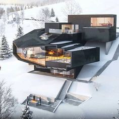 Check out architects for more! architecture archite design arquitectura interior city luxury modern urban design minimal… is part of House design - Architectural Design House Plans, Modern House Design, Modern Interior Design, Luxury Modern House, Luxury Interior, Modern Houses, Modern Buildings, Luxury Life, Luxury Living