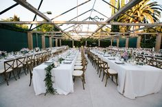 La Tavola Fine Linen Rental: Tuscany Eggshell with Tuscany Plum Napkins   Photography: Docuvitae, Floral Design: Honey And Poppies, Event Design & Production: JOWY Productions