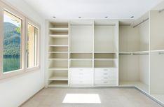 Simple Walk In Closet Design Dressing Rooms 33 Ideas For 2019 Closet Walk-in, Build A Closet, Closet Shelves, Closet Ideas, Walk In Closet Design, Closet Designs, Wardrobe Design, Diy Walk In Closet, Simple Closet