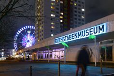 Buchstabenmuseum / Museum of Letters, Characters and Typefaces – Berlin, Germany | Atlas Obscura