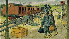 The Electric Train From Paris to Beijing (1910)