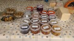 Olives Olives, Farmers Market, Muffin, Pudding, The Originals, Breakfast, Desserts, Food, Morning Coffee