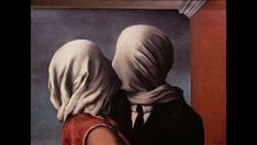 Fan account of Rene Magritte, a surrealist artist who helped influence pop, minimalist, and conceptual art Lovers Kiss, Lovers Art, Conceptual Art, Surreal Art, Rene Magritte Kunst, Rene Magritte The Lovers, Magritte Paintings, Art Parisien, Art Amour