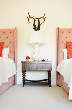 shades of coral  #KBHome