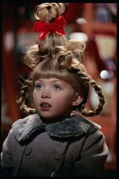 "In 2000, commercial actress Taylor Momsen landed the coveted role of Cindy Lou Who in Jim Carey's ""How the Grinch Stole Christmas."""
