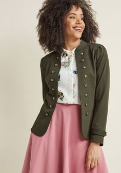 Glam Believer Knit Jacket in 3X - Classic Blazer by ModCloth a5a0eabcbec