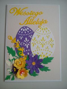 Easter Crafts, Crafts For Kids, Holiday Cards, Christmas Cards, Thanks Card, Fourth Of July, Quilling, Easter Eggs, Cardmaking