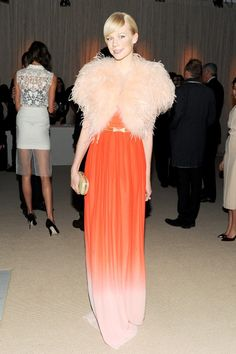 Erin Fetherston at the CFDA Vogue Fashion Fund Awards