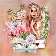 by miniaska on DeviantArt Fantasy Girl, Maya, Princess Zelda, Deviantart, Girls, Fictional Characters, Toddler Girls, Daughters, Maids