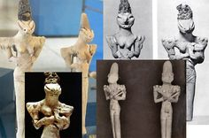 These 18 Items Found On Earth Cannot Be Explained - Few archeological finds in the Middle East are as mysterious as these are. These figurines seemingly depict various reptilian creatures and date back around 7000 years. Each of the figures has a different pose and have been found all across Iraq. Historians have absolutely no idea what these represent or mean, but they certainly look like strange alien creatures.