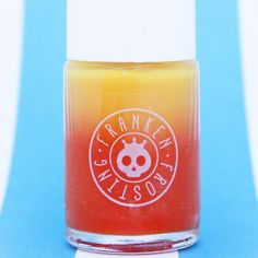 Sun Kissed Color Changing Nail Polish from Franken Frosting