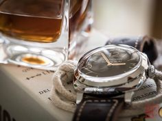 Gorgeously capture of the Panerai Pam 662.