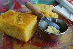 Recette de pain au maïs, cuit ou four ou à la poêle (Etats-Unis, Mexique)