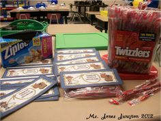 Ms. Jones' Junction: Western Theme Classroom Pictures - Meet the Teacher Treat
