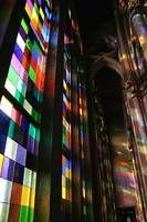 Cathedral - Cologne, Germany  Artist: Gerhard Richter