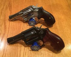 S&W 3 inch 65-5 and a 3 inch 13-3