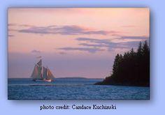 Maine Sailing Adventures Aboard the Schooner Isaac H. Evans