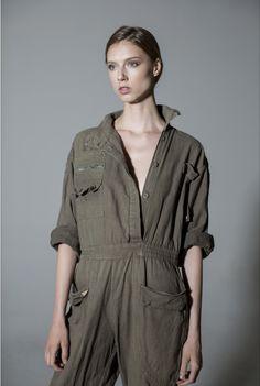 Ewa Budka | Division Blue Hair, Division, Shirt Dress, Shirts, Dresses, Fashion, Vestidos, Moda, Shirtdress