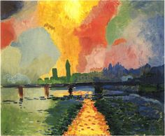 By andre derain