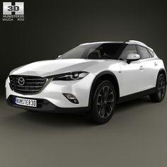 model of Mazda 2016 Mazda Cars, Car 3d Model, Cars Motorcycles, Super Cars, Classic Cars, Zoom Zoom, Photo Galleries, Korean, Japanese