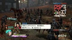Sengoku Musou 4/Samurai Warriors 4:Takeda Chapter 1 - The Battle of Kawa...