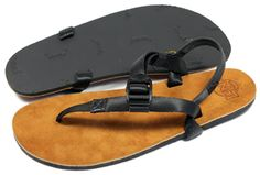 Luna Sandals - Minimal Running Sandals / Huaraches inspired by the Tarahumara and designed by Barefoot Ted