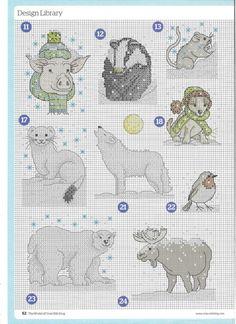(2) Gallery.ru / Фото #32 - The world of cross stitching 184 - WhiteAngel