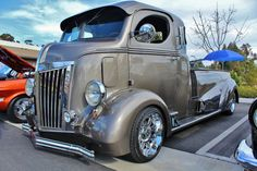 1938 Ford COE Tags: show classic ford car 1938 area annual coe whitter whittierareacommunitychurch Hot Rod Pickup, Old Pickup Trucks, Big Rig Trucks, Cool Trucks, Chevy Trucks, Cool Cars, Jeep Truck, Custom Big Rigs, Custom Trucks
