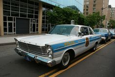 The virtual museum of the American Police Car Dc Police, Old Police Cars, Metro Police, Ford Police, Police Patrol, Emergency Vehicles, Police Vehicles, Police Lights, Ford Ltd
