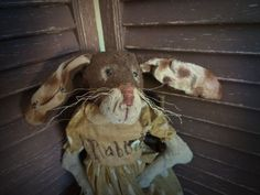 OH, WHAT BIG EARS YOU HAVE by Nancy Castonia on Etsy