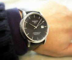 đồng hồ tissot chính hãng và hàng fake