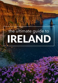 This is the ultimate guide to Ireland. If you're planning a trip to Ireland, this guide to planning the perfect trip will help you to know all the best things to do and see in Ireland, how to get around, where to stay, and how to get there! Europe Travel Tips, European Travel, Travel Guides, Places To Travel, Travel Destinations, Ireland Destinations, Travel Articles, Vacation Places, Travel Packing