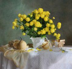 #still #life #photography • photo: купавки   photographer: Vera Ivanova   WWW.PHOTODOM.COM