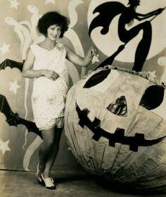 Clara Bow in Halloween Costumes, ca. 1930s