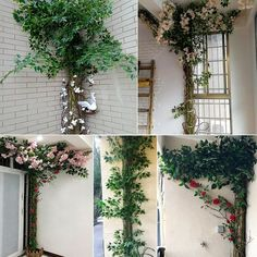 Artificial Indoor Trees, Banyan Leaf, Fake Trees, Plant Covers, Topiary Trees, Bonsai Garden, Design Seeds, Flowering Trees, Fake Flowers